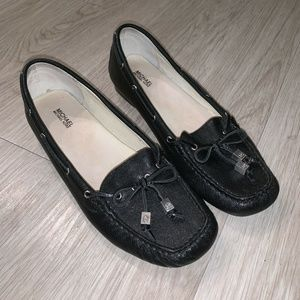 MICHAEL Michael Kors Loafers Moccasins Black 9.5